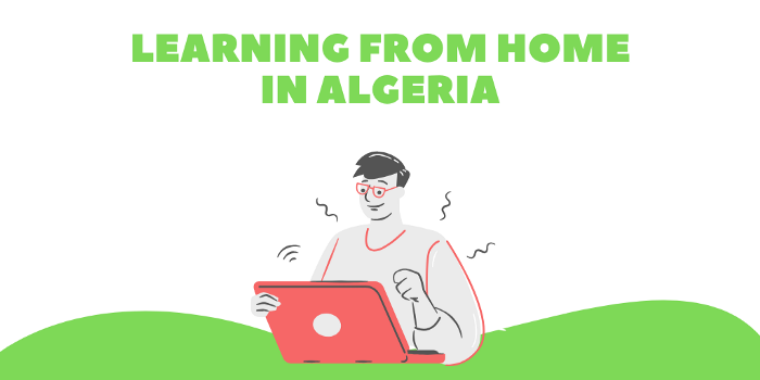 Why is it better to choose online training in Algeria?